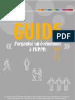 81428 Guide Organisation Evenement