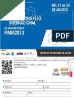 Invitacion Virtual FIMM