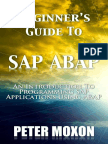 beginers guide to sap abap