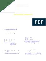 Triangulos Rectangulos Problemas