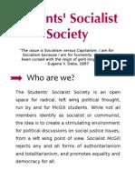Socialist Flyer