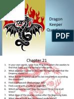 dragon keeper chap 21-24questions
