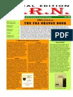 The FDA Orange Book