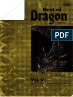 Best of Dragon Magazine - Vol V