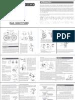 Manual Bicicletas Aro 26