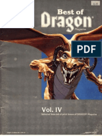 Best of Dragon Magazine - Vol IV