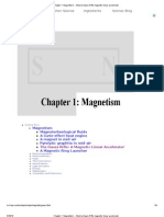 Chapter 1_ Magnetism -- Build a Gauss Rifle Magnetic Linear Accelerator