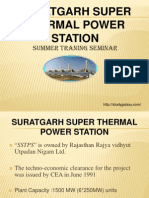 Suratgarh Super Thermal Power Station