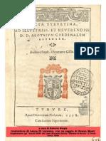 Lucta Tyburtina Di Estienne Thevenet 1578 Curavit Roberto Borgia 2008