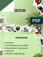 Polygenic Inheritance and Genes in Populations
