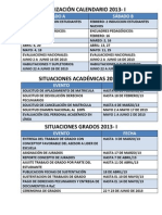 FECHAS_IMPORTANTES 2013