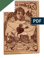 Cartas Amorosas, Editorial de Antonio Vanegas Arroyo, Ilustraciones d José Guadalupe Posada.