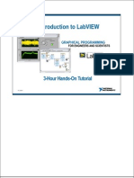 Introduction to Labview Tutorial