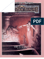 AD&D - Forgotten Realms - Old Empires