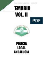 Temario Policia Local Andalucia Temas 21-40
