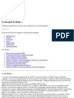 Site Didactic HTML