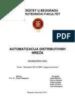 Standard IEC 61850 i njegova prmena''