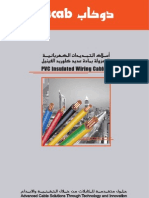 PVC Insulated Wiring Cables 2012
