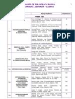 Bibliografia Basica - Abogacia (Campus)