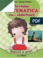 Invatam Matematica Cu...Chibrituri - Clasa 1