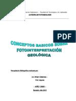 Apunte - Conceptos Básicos FOTOGEOLOGÍA - 2011