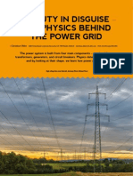Physics Power Grid