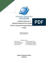 contoh Laporan kemajuan pimnas pkm-kc