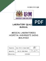 Laboratory Quality Manual Jul-2010