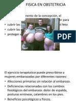 Tf en Obstetricia