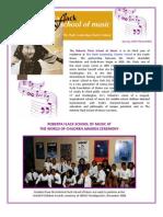 RFSM Spring Newsletter