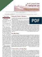 Newsletter 11 & 12-08