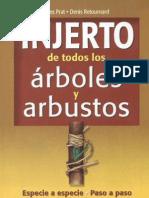Botanica - Arboricultura - Libro - Injerto de Todos Los Arboles y Arbustos - Copia