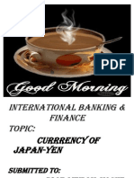 Japanees Yen Ppt