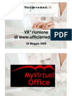 My Virtual Office Uffici Arredati
