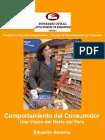 Libro Comportamiendo del Consumidor - Una Vision Del Norte Del Peru I
