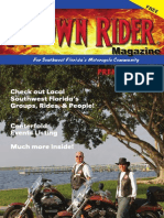 InTown Rider - March 2009 Issue
