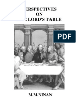2951429 Perspectives on the Lords Supper