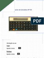 Aula Calculadora HP12C
