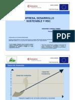 Empresa,Desarrollo Sostenible y Rsc