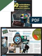 Emprendedores Dossier - 60 Curiosidades Esenciales Del Mundo de La Empresa