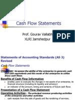 Cash Flow Statements