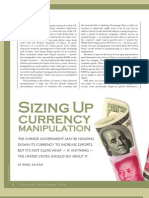 Sizing Up Currency Manipulation