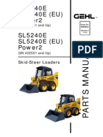 Gehl 4640e Power2 Parts Manual