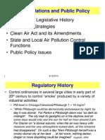 Air Regulations