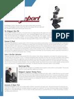 Bridgeport Series Milling Machine - Brochure
