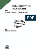 Philosophy of the Upanishads