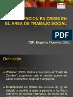 Intervencion en Crisis en El Area de Trabajo Social (PPT)