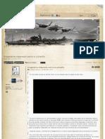 Kriegsmarine Disparando Contra La Luftwaffe