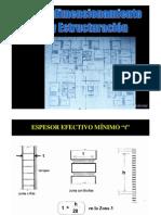 C23 Predimen y Estructuración