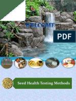 Seed Health Testing in Field Crops Seeds...........Aaaaaaa